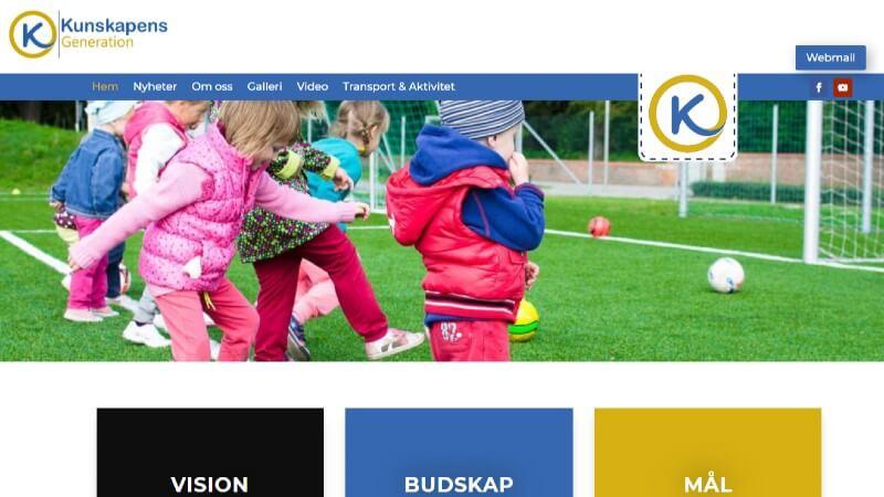 Kunskapens generation digitalpartner projekt vår sommar